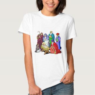 nativity t shirt