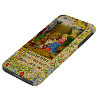 Nativity | Unto you is born this day Tough iPhone 6 Plus Case
