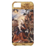NATIVITY WITH WHITE LILLES - MAGIC OF CHR monogram iPhone 5C Covers