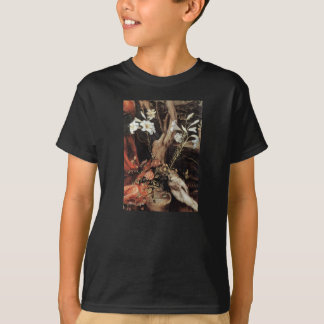 NATIVITY WITH WHITE LILLES - MAGIC OF CHRISTMAS T-Shirt