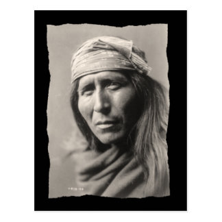 Nativo americano Apache Tsahizn Tseh del vintage