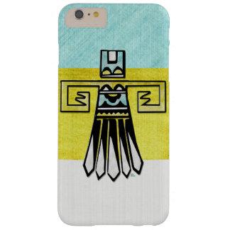 Nativo americano del orgullo del Hopi tribal Funda Para iPhone 6 Plus Barely There