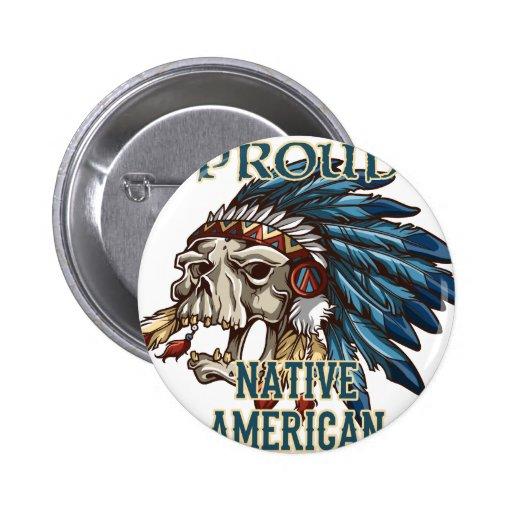 Nativo americano orgulloso