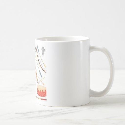 Nativo americano taza clásica