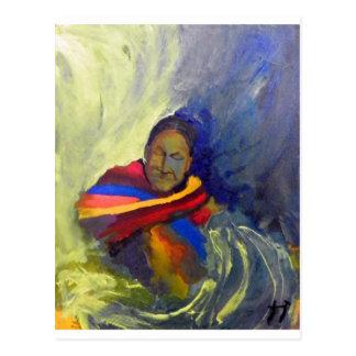 nativo-pintura postales