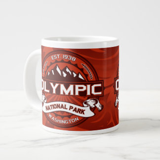 Natl Park Crimson Large Coffee Mug