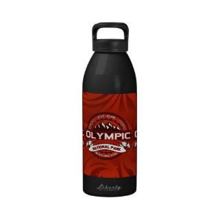 Natl Park Crimson Drinking Bottles