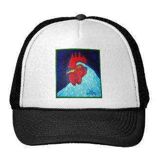 Natley's Rooster by Piliero Trucker Hat