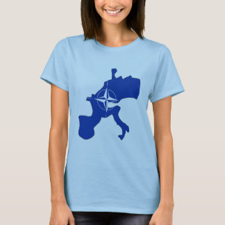 Nato flag map T-Shirt