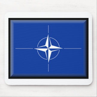 NATO Flag Mouse Pad