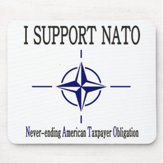 NATO MOUSE PAD