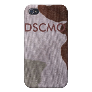 NATO Tri Color Camouflage iPhone 4 Speck Case iPhone 4 Cover