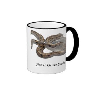 Natrix Grass Snake Ringer Coffee Mug