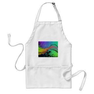 Natrual Abstract Design Aprons