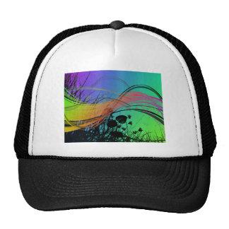 Natrual Abstract Design Trucker Hat