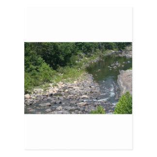 natrual bridge pic 117 postcard