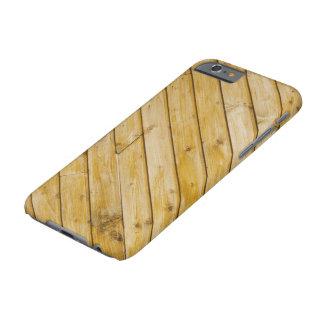 Natrual Wooden beam design iPhone 6 case