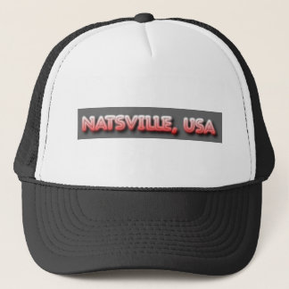 Natsville.com Trucker Hat