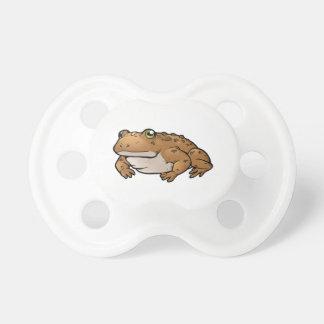 Natterjack Toad Pacifier
