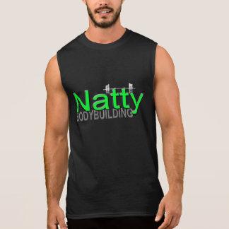 Natty Bodybuilding Sleeveless Shirt