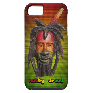 Natty Dread Rastaman With Dreadlocks iPhone SE/5/5s Case