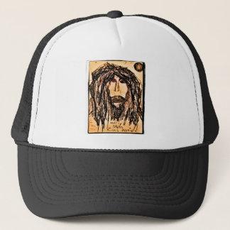 natty dread rides again trucker hat