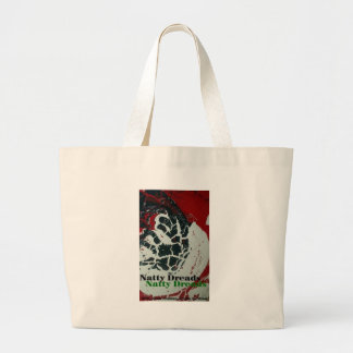 natty dreads canvas bags