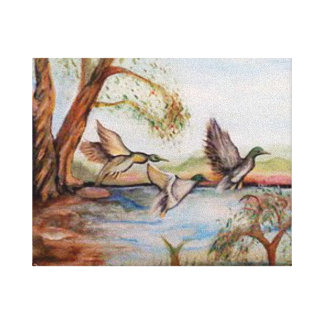 natura che ti emoziona gallery wrap canvas