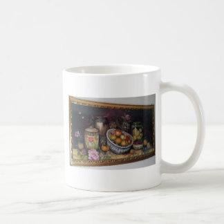 natura. coffee mug