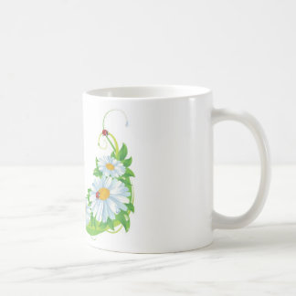 Natura Life Green Coffee Mug