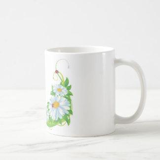 Natura Life Green Coffee Mug