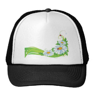 Natura Life Green Trucker Hat