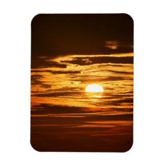 natural-656967 TROPICAL SUNSET PHOTOGRAPHY BACKGRO Magnet