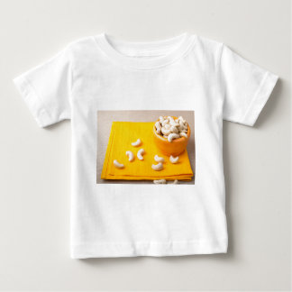 Natural and healthy food for raw foodists baby T-Shirt