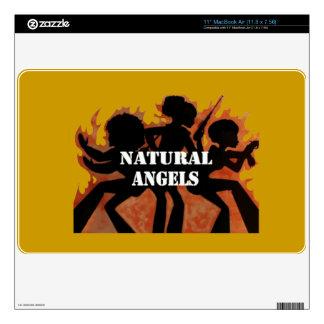 """Natural Angels Mac Computer Skin Skins For 11"""" MacBook Air"""