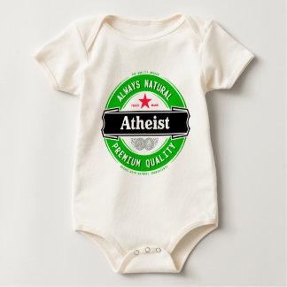 Natural Atheist Baby Bodysuit