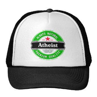 Natural Atheist Trucker Hat