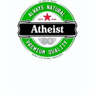 Natural Atheist shirt