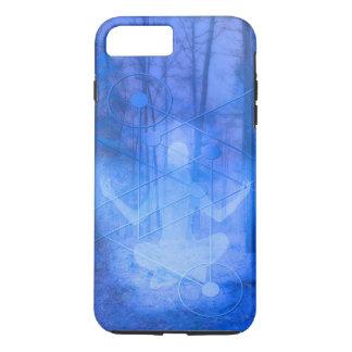 Natural Balance (blue) iPhone 8 Plus/7 Plus Case