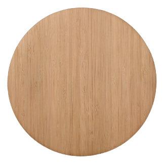 Natural Bamboo Wood Grain Look Eraser