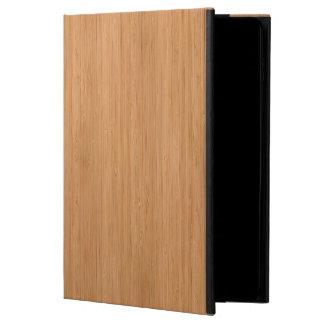 Natural Bamboo Wood Grain Look Powis iPad Air 2 Case