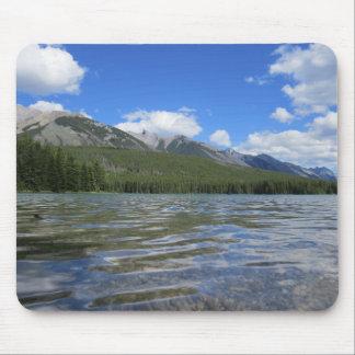 Natural Banff Landscape Mouse Pad