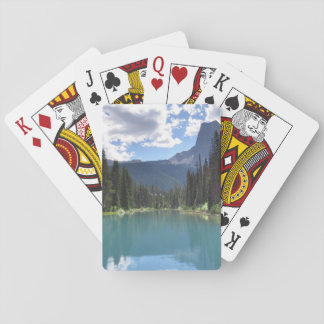 Natural Banff Landscape Playing Cards