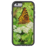 Natural Beautiful  Butterfly iPhone 6 Case