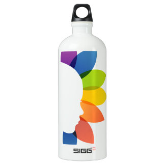 Natural Beauty Aluminum Water Bottle