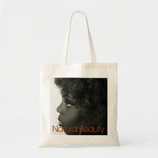 Natural Beauty Budget Tote Bag