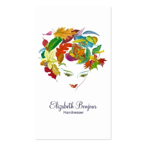 Natural Beauty ~ Business Card