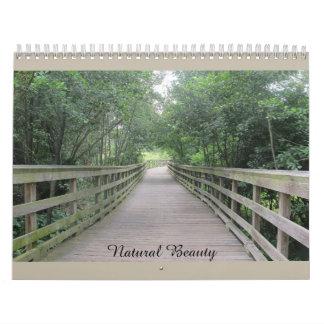 Natural Beauty Calendar