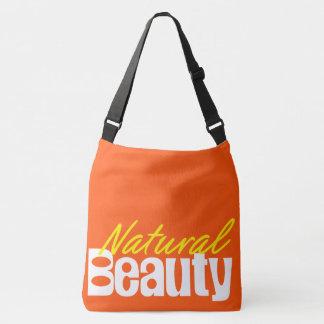 Natural Beauty Cross-Body Tote Bag