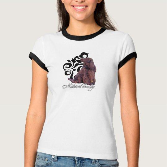 Natural Beauty -dog shirt